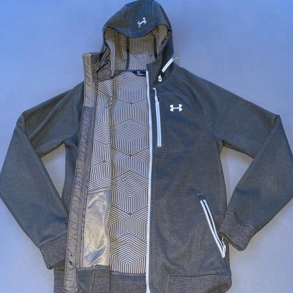 Under Armour Other - Under Armour hoodie jacket